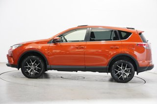 2016 Toyota RAV4 ASA44R GXL AWD Orange 6 Speed Sports Automatic Wagon.