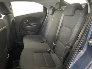 2015 Kia Rio UB MY16 S Blue 4 Speed Automatic Hatchback