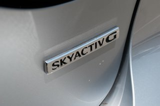 2021 Mazda 3 BP2H7A G20 SKYACTIV-Drive Pure Sonic Silver 6 Speed Sports Automatic Hatchback