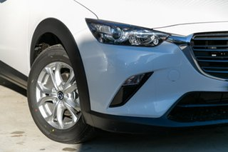 2021 Mazda CX-3 DK2W7A Maxx SKYACTIV-Drive FWD Sport Snowflake White Pearl 6 Speed Sports Automatic.