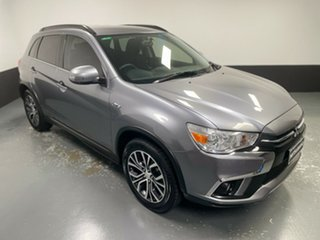 2018 Mitsubishi ASX XC MY19 LS 2WD Titanium 1 Speed Constant Variable Wagon.