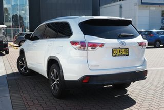2016 Toyota Kluger GSU50R GXL 2WD White 6 Speed Sports Automatic SUV.