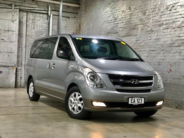 Used Hyundai iMAX TQ-W MY15 Mile End South, 2015 Hyundai iMAX TQ-W MY15 Grey 5 Speed Automatic Wagon