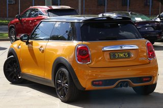 2014 Mini Hatch F56 Cooper S Orange 6 Speed Manual Hatchback