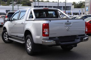 2014 Holden Colorado RG MY14 LTZ Crew Cab Silver 6 Speed Manual Utility.