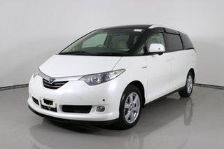 2008 Toyota Estima X Hybrid 2.4L Automatic 4X4 Wagon.