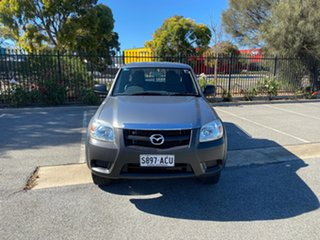 2009 Mazda BT-50 UNY0E4 DX 4x2 Grey 5 Speed Manual Utility.