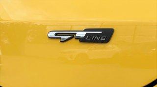 2021 Kia Stonic YB MY21 GT-Line DCT FWD Mighty Yellow 7 Speed Sports Automatic Dual Clutch Wagon