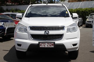 2015 Holden Colorado RG MY15 LS Crew Cab White 6 Speed Sports Automatic Utility.