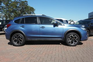 2013 Subaru XV G4X MY14 2.0i-S Lineartronic AWD Blue 6 Speed Constant Variable SUV