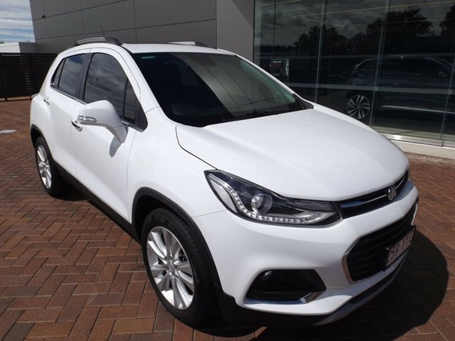 Used Holden Trax TJ MY19 LTZ Toowoomba, 2019 Holden Trax TJ MY19 LTZ 6 Speed Automatic Wagon