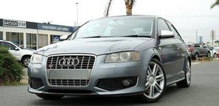 2008 Audi S3 8P Quattro Grey 6 Speed Manual Hatchback