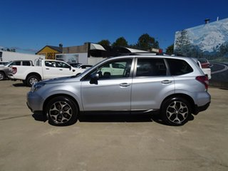 2015 Subaru Forester S4 MY15 2.0D-S CVT AWD Silver 7 Speed Automatic Wagon