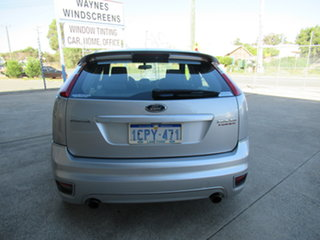 2007 Ford Focus LS XR5 Turbo Silver 6 Speed Manual Hatchback