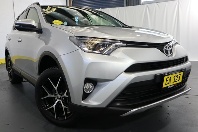 Used Toyota RAV4 ASA44R GXL AWD Castle Hill, 2015 Toyota RAV4 ASA44R GXL AWD Silver 6 Speed Sports Automatic Wagon