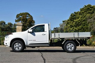 2015 Holden Colorado RG MY15 LS White 6 Speed Sports Automatic Cab Chassis