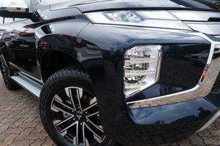 2021 Mitsubishi Pajero Sport QF MY21 GLS Dark Blue 8 Speed Sports Automatic Wagon.
