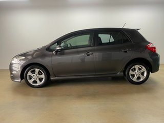 2010 Toyota Corolla ZRE152R MY10 Levin SX Grey 6 Speed Manual Hatchback