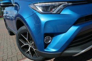 2016 Toyota RAV4 ZSA42R GXL 2WD Blue 7 Speed Constant Variable SUV.