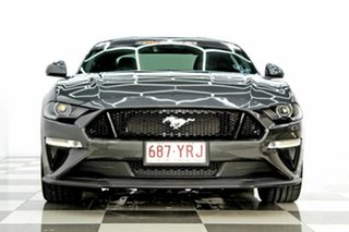 2019 Ford Mustang FN Fastback GT 5.0 V8 Charcoal 6 Speed Manual Coupe