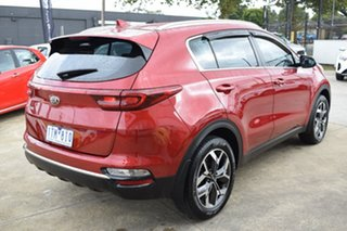 2018 Kia Sportage QL MY18 Si 2WD Premium Red 6 Speed Sports Automatic Wagon