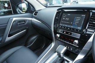 2021 Mitsubishi Pajero Sport QF MY21 GLS Dark Blue 8 Speed Sports Automatic Wagon