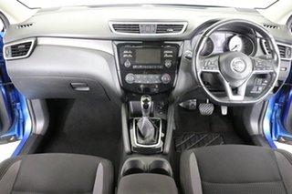 2018 Nissan Qashqai J11 MY18 ST Blue Continuous Variable Wagon