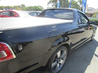 2013 Holden Ute VE II MY12.5 SV6 Z Series Black 6 Speed Manual Utility