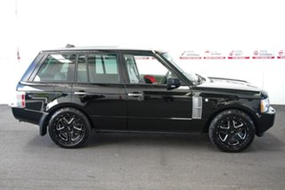2008 Land Rover Range Rover MY08 Vogue TDV8 Black 6 Speed Auto Sequential Wagon