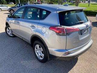 2017 Toyota RAV4 ZSA42R GX 2WD Silver Sky 7 Speed Constant Variable Wagon