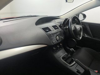 2012 Mazda 3 BL 11 Upgrade Neo Red 6 Speed Manual Hatchback