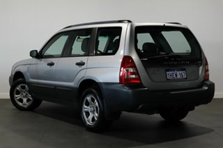 2004 Subaru Forester 79V MY04 X AWD Silver 5 Speed Manual Wagon