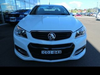 2013 Holden Ute VF SS-V Redline White 6 Speed Manual Utility