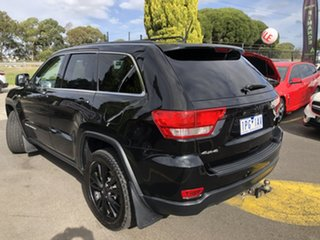 2012 Jeep Grand Cherokee WK MY2012 Laredo Black 5 Speed Sports Automatic Wagon