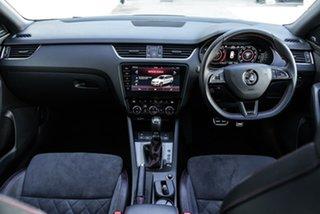 2019 Skoda Octavia NE MY20 RS DSG 245 White 7 Speed Sports Automatic Dual Clutch Wagon.
