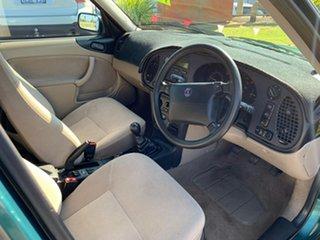 1994 Saab 900 S 2.0I Green 5 Speed Manual Hatchback