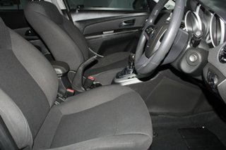2013 Holden Cruze JH Series II MY14 Equipe Black 5 Speed Manual Sedan
