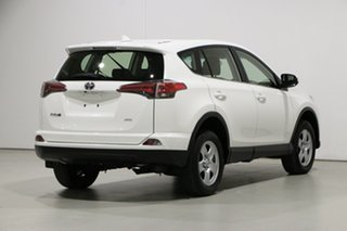 2015 Toyota RAV4 ASA44R MY14 Upgrade GX (4x4) White 6 Speed Automatic Wagon