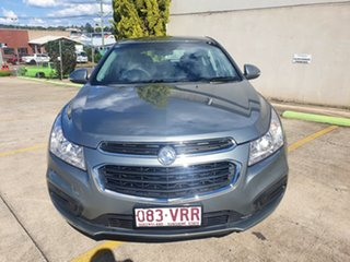 2015 Holden Cruze JH Series II MY15 Equipe Grey 6 Speed Sports Automatic Hatchback