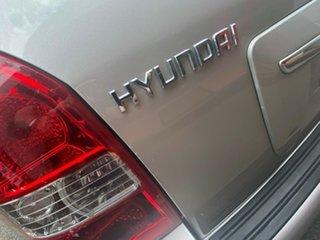 2009 Hyundai Tucson JM MY09 City SX Metallic Silver 4 Speed Sports Automatic Wagon