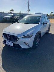 2017 Mazda CX-3 DK2W7A sTouring SKYACTIV-Drive Ceramic 6 Speed Sports Automatic Wagon.