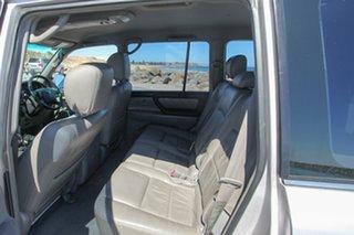 2004 Toyota Landcruiser UZJ100R GXL Silver 5 Speed Automatic Wagon