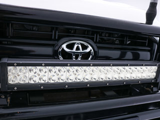 2017 Toyota Landcruiser LC70 VDJ79R MY17 Workmate (4x4) White 5 Speed Manual Double Cab Chassis