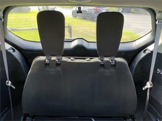 2010 Mitsubishi Outlander ZH LS Grey 6 Speed Constant Variable Wagon