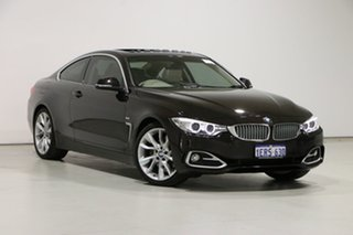 2015 BMW 428i F32 MY15 Modern Line Brown 8 Speed Automatic Coupe.