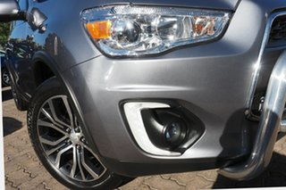 2016 Mitsubishi ASX XC MY17 XLS 2WD Titanium 6 Speed Constant Variable Wagon
