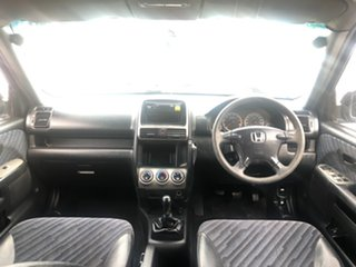 2002 Honda CR-V RD MY2003 4WD Blue 5 Speed Manual Wagon