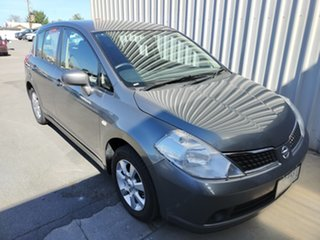 2006 Nissan Tiida C11 ST-L 4 Speed Automatic Hatchback.