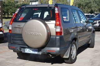 2004 Honda CR-V RD MY2004 Sport 4WD Brown 4 Speed Automatic Wagon