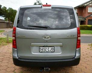 2018 Hyundai iLOAD TQ4 MY19 Silver 5 Speed Automatic Van